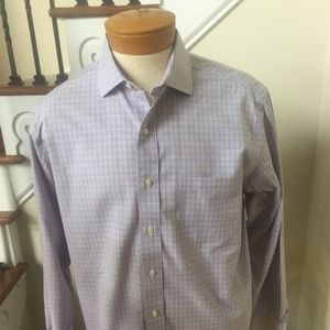 Brooks Bros Large NON-IRON LS Shirt(NWOT)